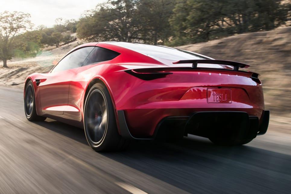 Tesla roadster 2.0