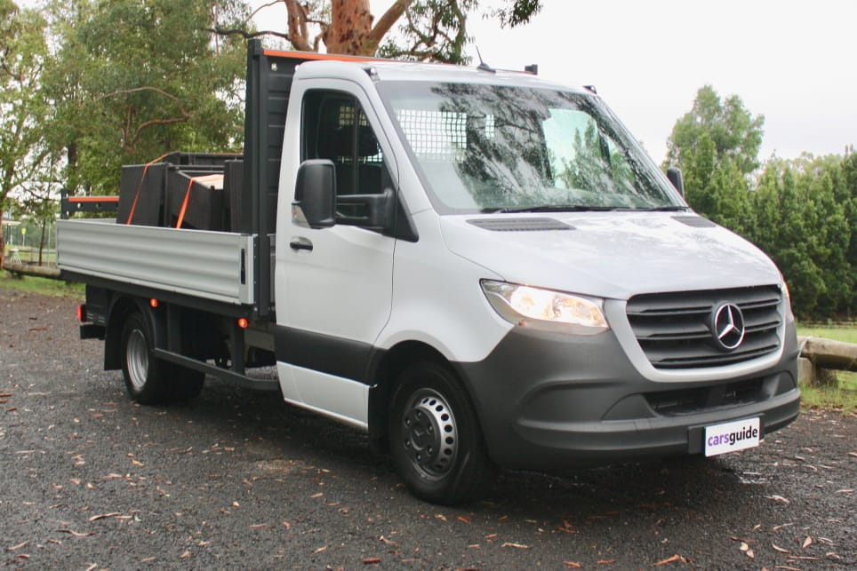 394487faf7 The Mercedes Sprinter is available in a whopping 1700 different  configurations.