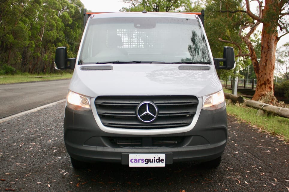 Mercedes-Benz Sprinter 2019 review: 516 MWB cab chassis | CarsGuide