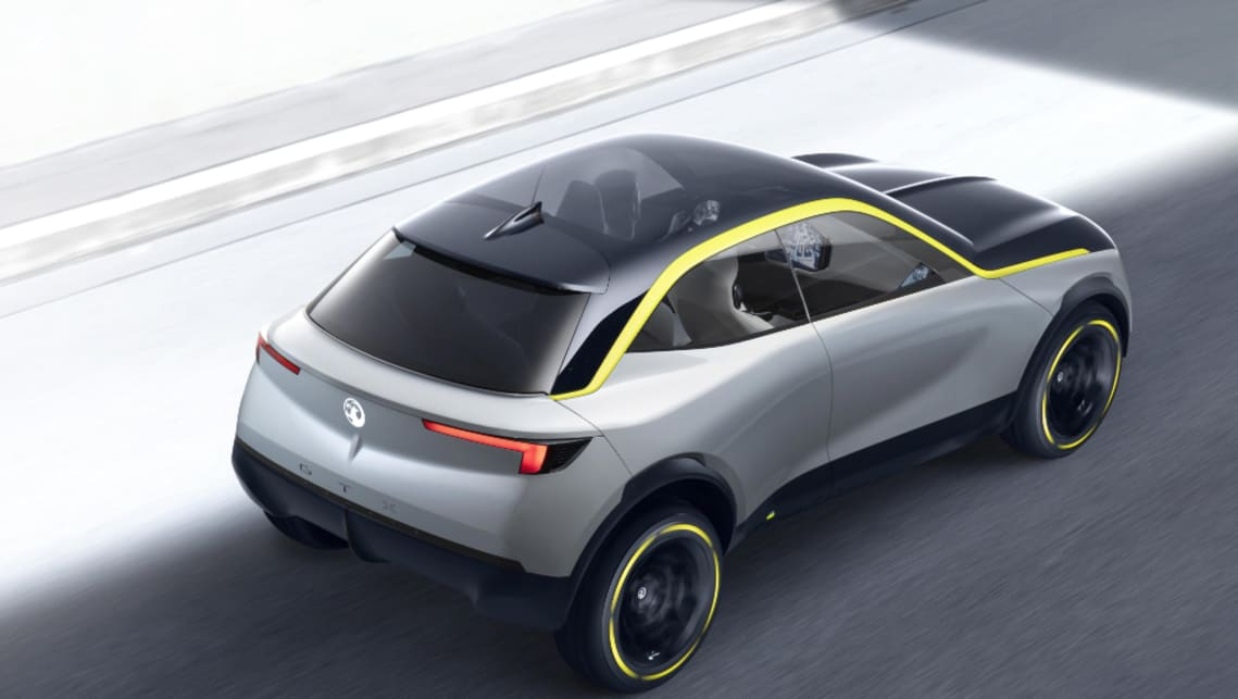The full-EV GT X makes use of a 50kWh lithium-ion battery pack, and offers inductive charging.