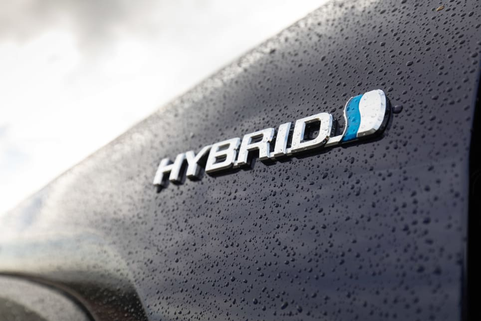 You can get a hybrid version at the lower price end of the market.