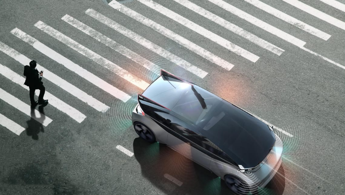 If the 360c reaches production, it will have the latest safety tech from Volvo.