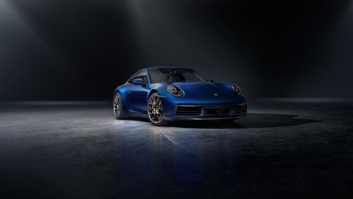 Porsche appears to have confirmed a plan to introduce hybrid power to the iconic 911 in four years.