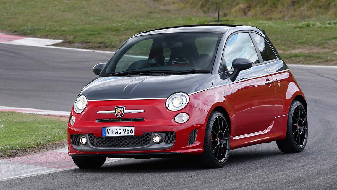 Fiat abarth 500 reviews