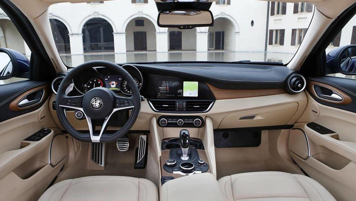 Quick Cheap Car Insurance >> 2016 Alfa Romeo Giulia and Quadrifoglio review | first drive | CarsGuide