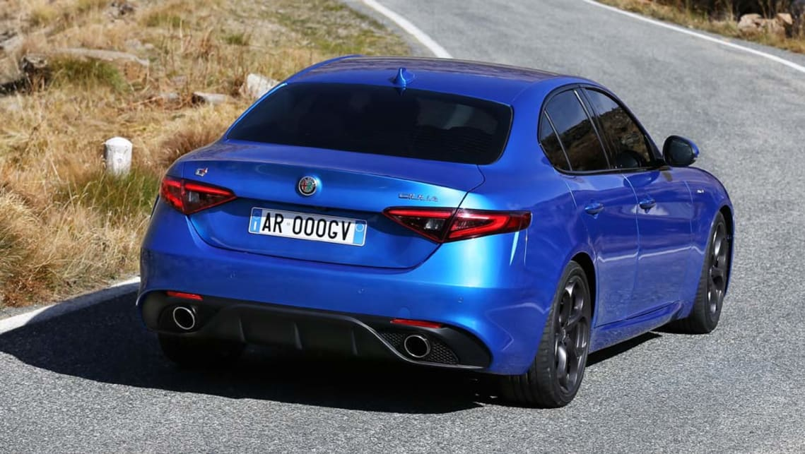Alfa Romeo Giulia 2017 New Car Sales Price Car News Carsguide