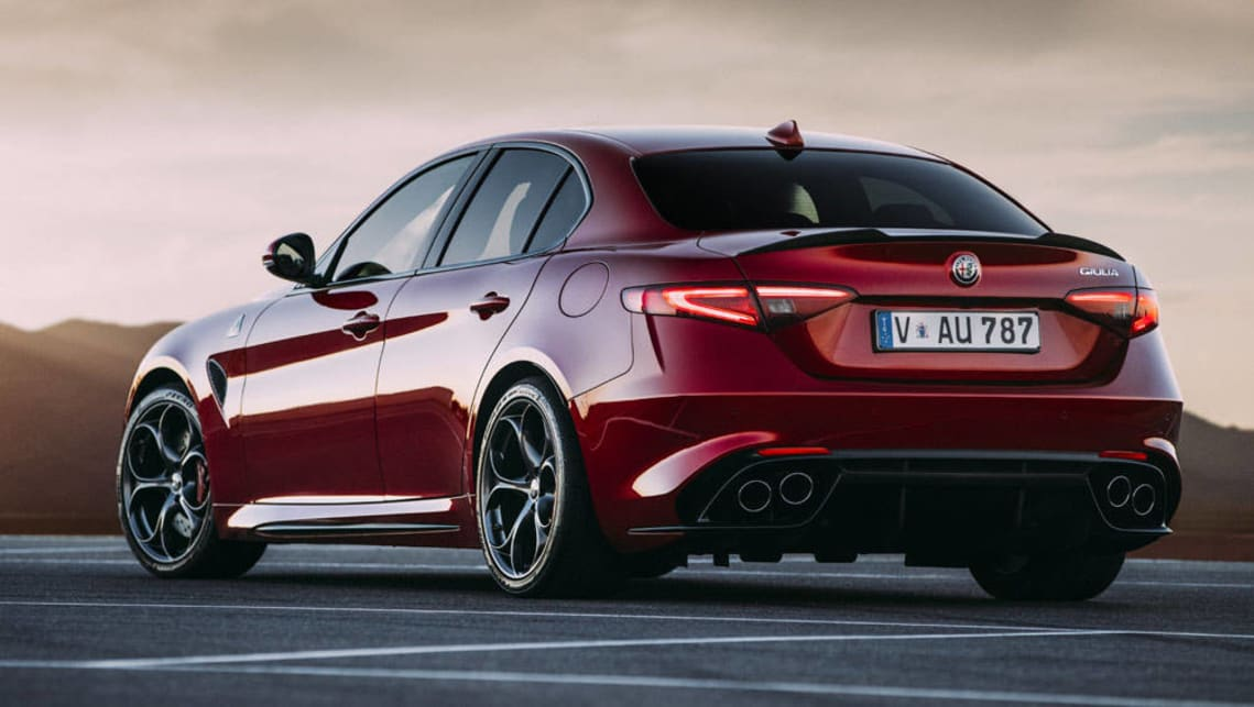 Alfa Romeo Giulia 2017 | new car sales price - Car News | CarsGuide