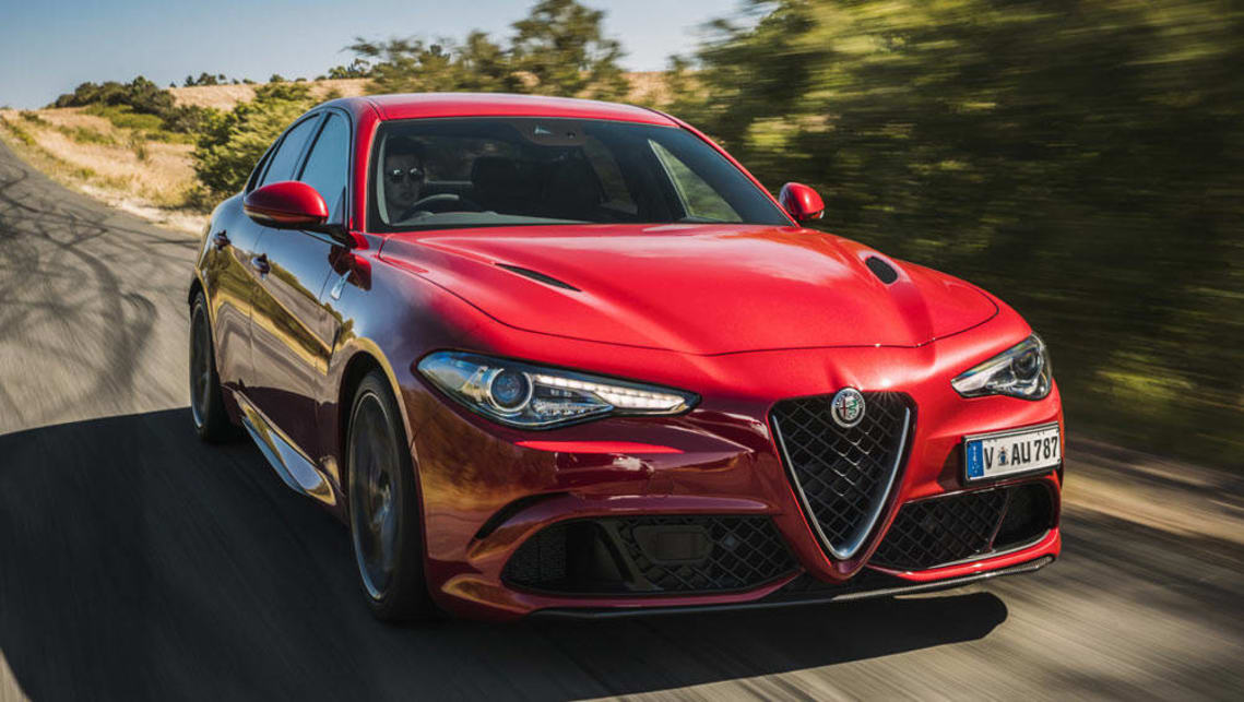Alfa Romeo Giulia New Car Sales Price Car News CarsGuide - New alfa romeo for sale