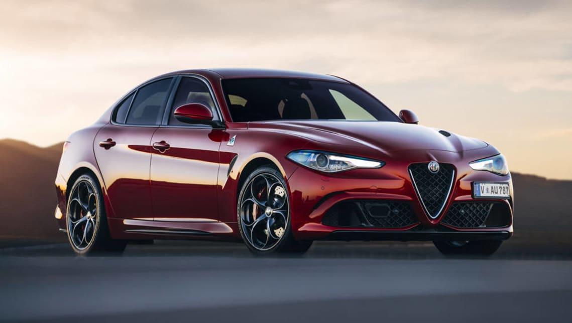 Alfa Romeo Giulia 2017 New Car Sales Price Car News