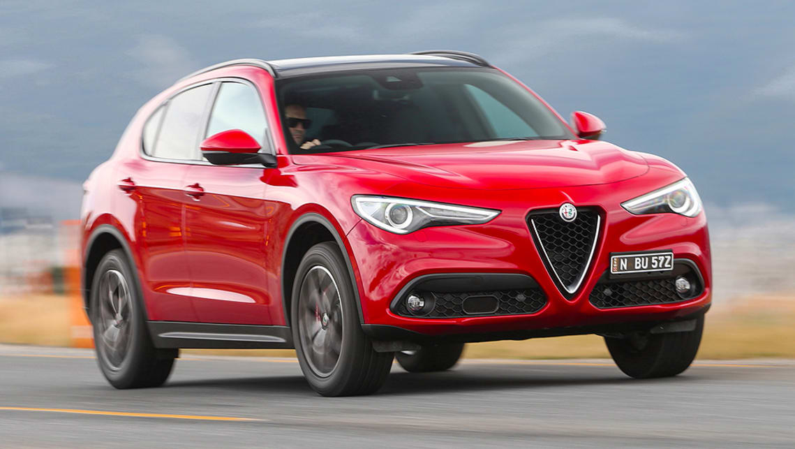 alfa romeo stelvio 2018 pricing and specs confirmed car news carsguide. Black Bedroom Furniture Sets. Home Design Ideas