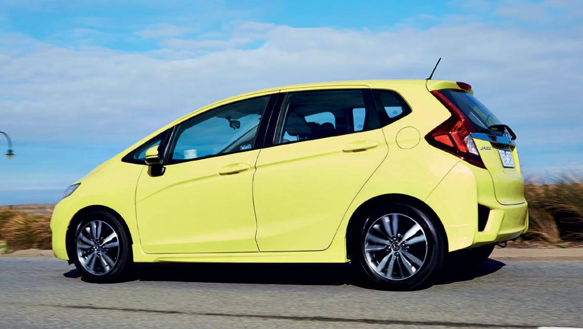 2014 honda jazz new car sales price car news carsguide. Black Bedroom Furniture Sets. Home Design Ideas
