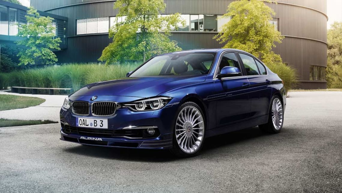 Alpina B B And B Offered Optional Mechanical LSD Car News - Bmw alpina d3 for sale