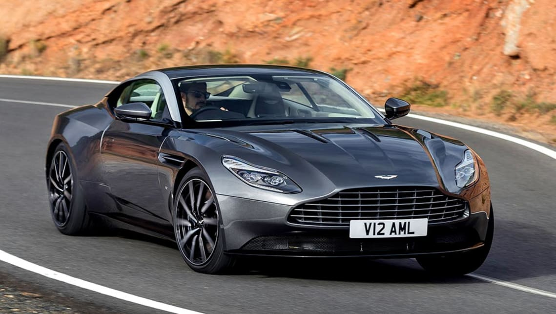 Aston Martins Future Plans Take Shape Car News CarsGuide - Aston martin news