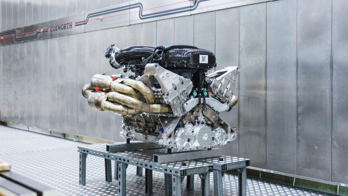 Aston Martin Valkyrie 2019: Hypercar output set at 1000hp - Car News