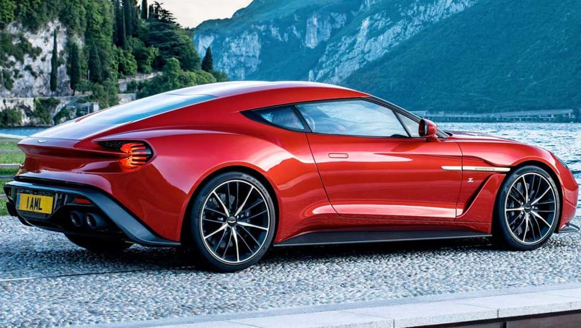 Aston Martin Zagato confirmed for production - Car News | CarsGuide