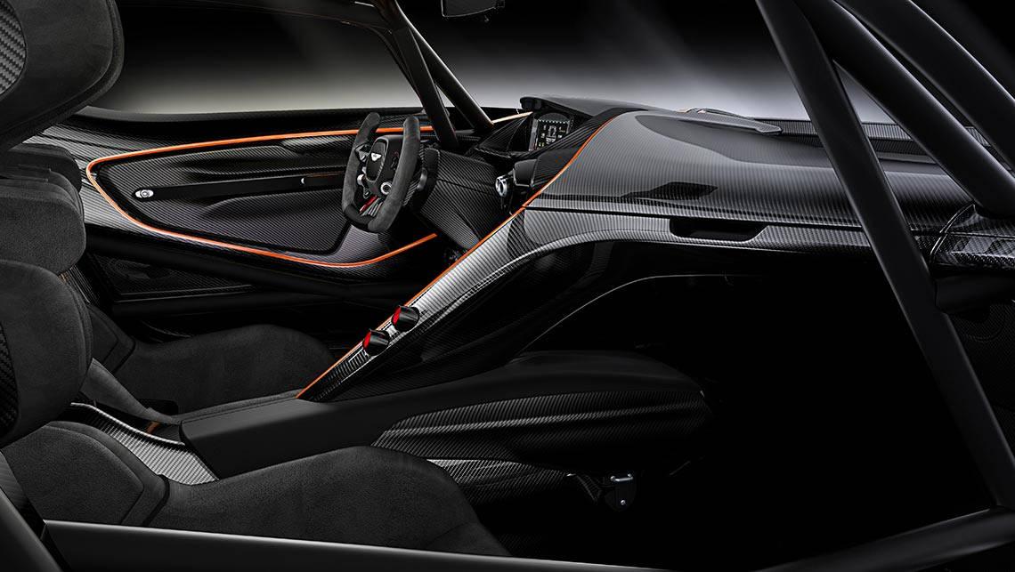Aston Martin Vulcan Supercar Revealed Car News Carsguide
