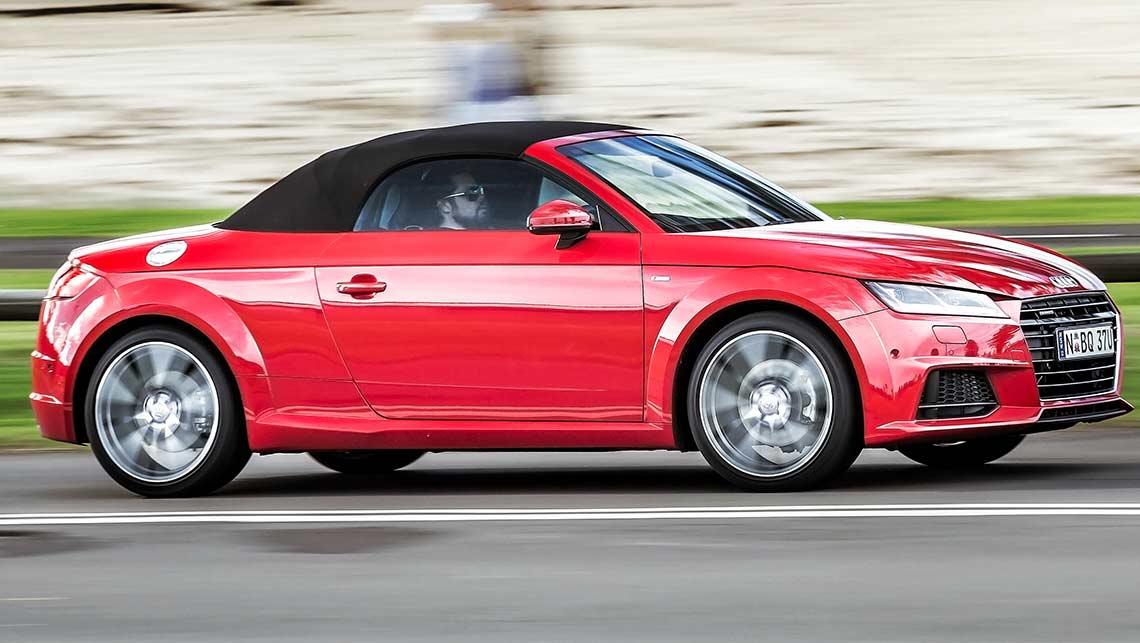 Audi TT Roadster Review CarsGuide - Audi tt roadster