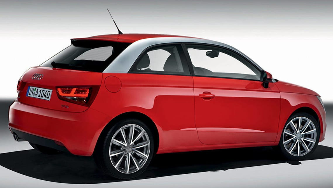 used audi a1 review 2011 2014 carsguide. Black Bedroom Furniture Sets. Home Design Ideas
