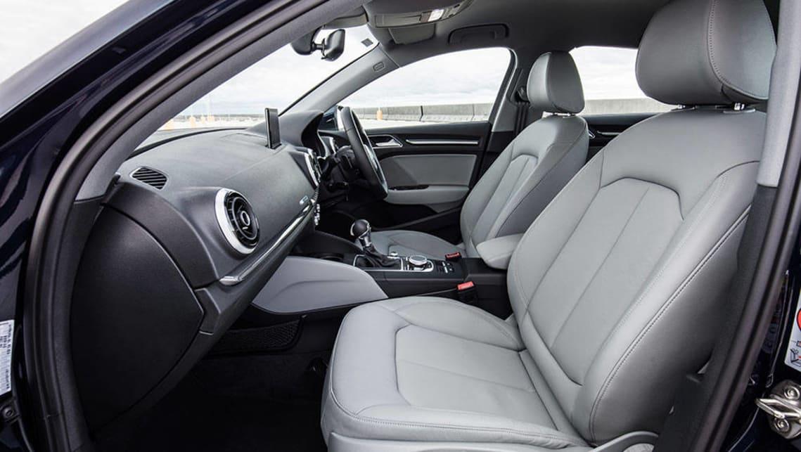 2016 Audi A3 Sedan 14 TFSI Shown