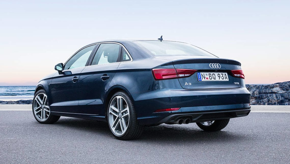 Audi A3 2016 Review First Australian Drive Carsguide