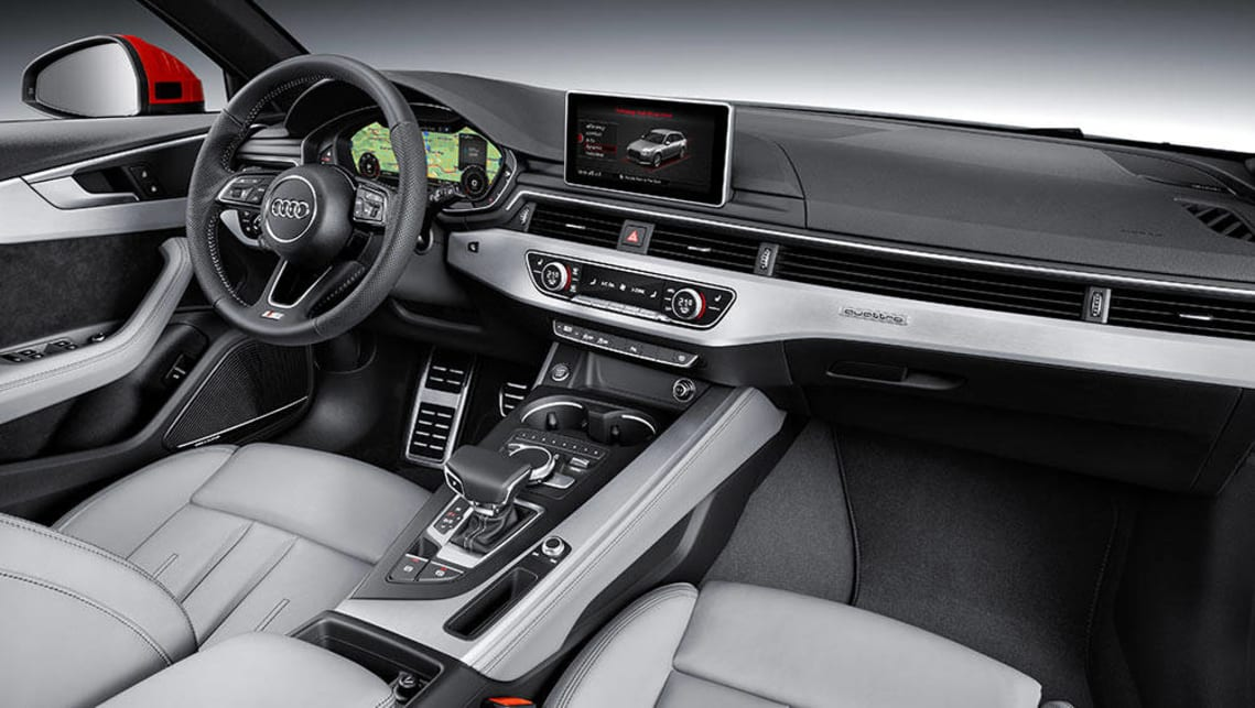 Audi A4 Avant 2016 Review Carsguide