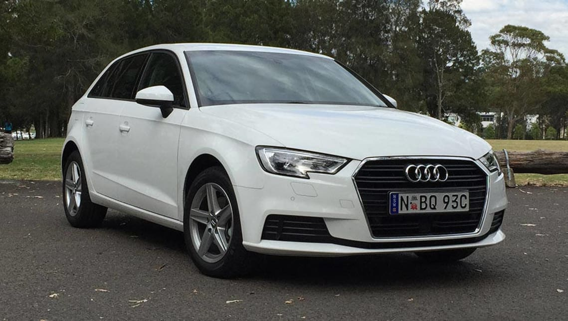 Audi A3 Sportback 1 0 Tfsi 2017 Review Road Test Carsguide