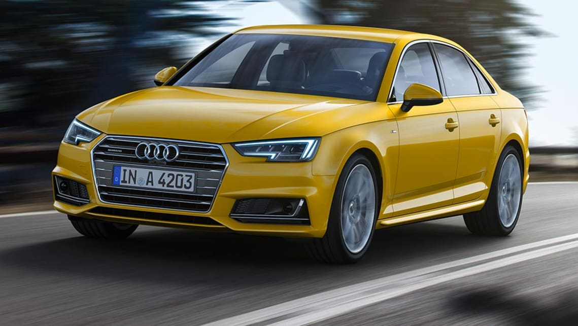 Audi A4 2016 Review Carsguide