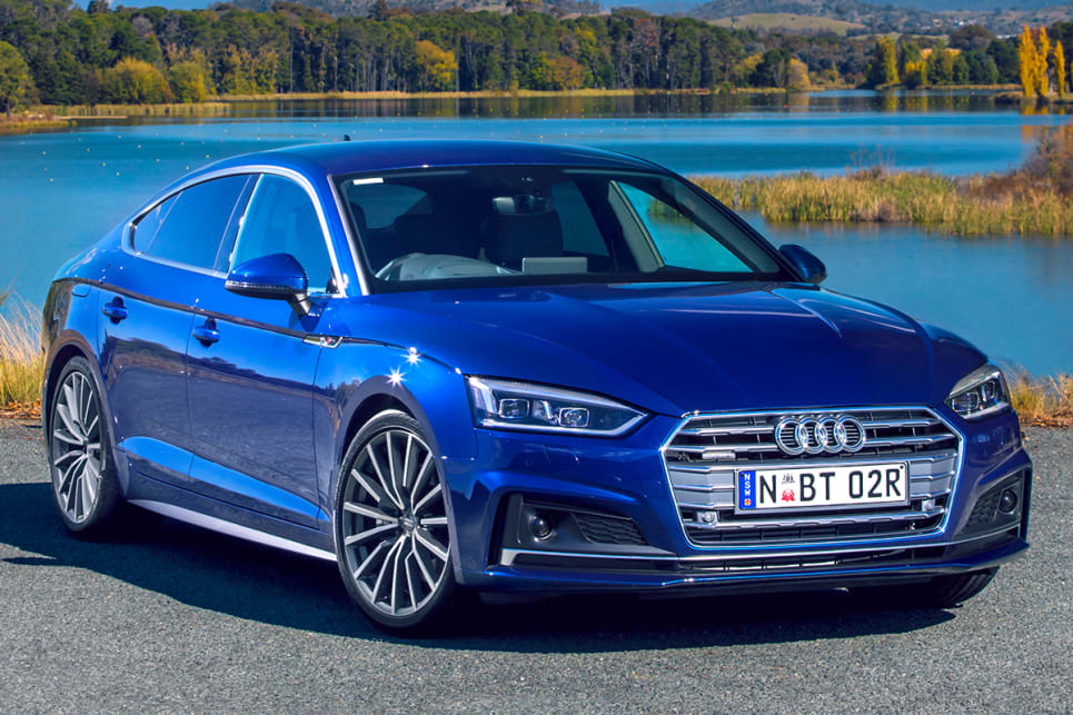 Audi A Sportback Review CarsGuide - Audi a5 review
