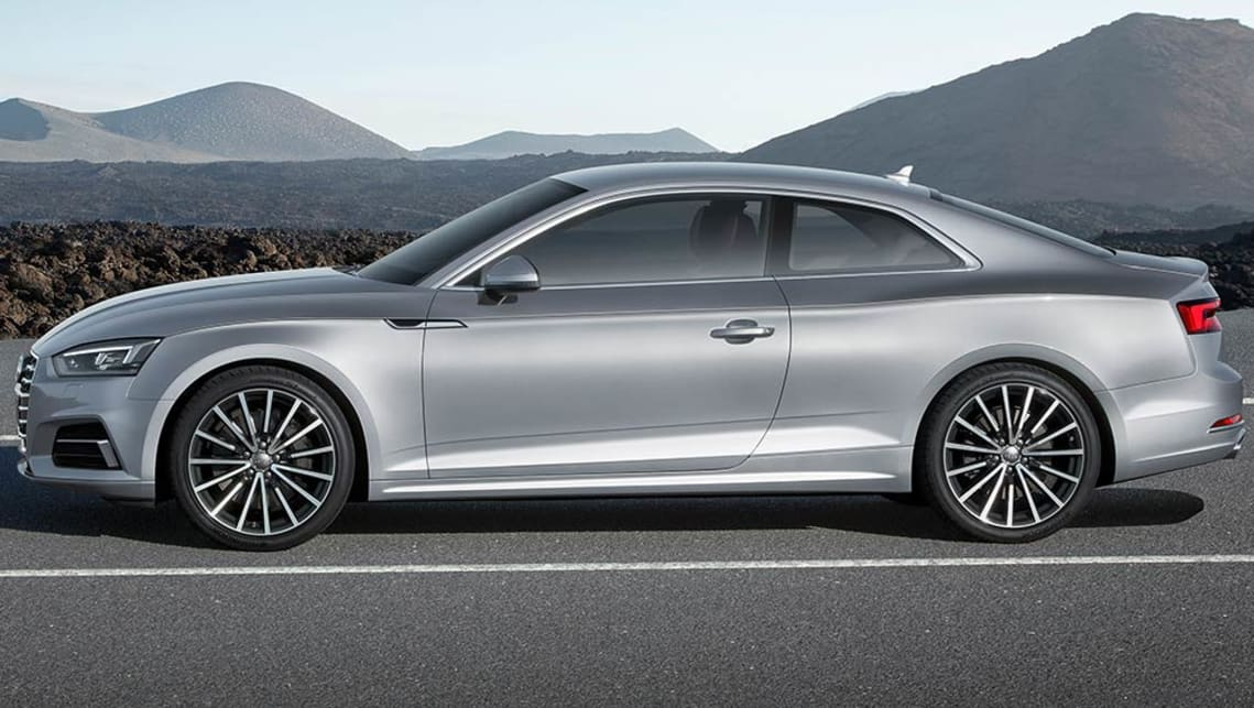2017 Audi A5 and S5 coupes revealed - Car News | CarsGuide