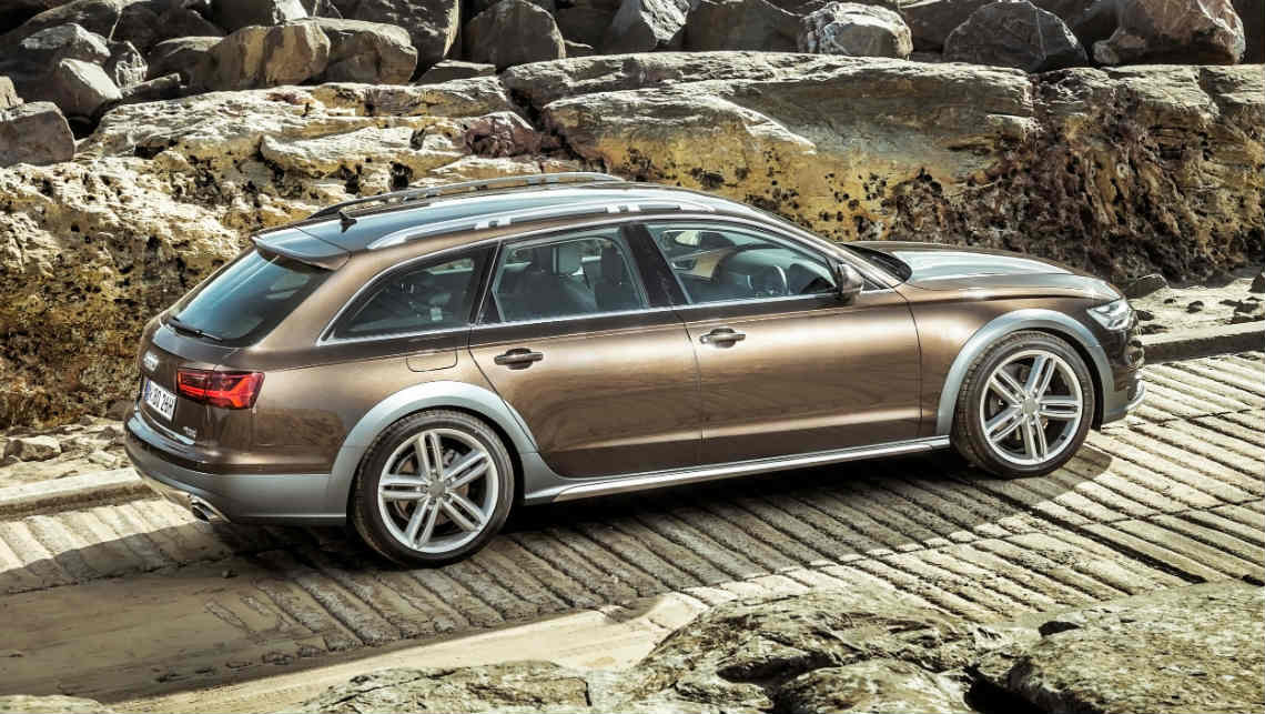 Audi A Review CarsGuide - Audi car 2015 price
