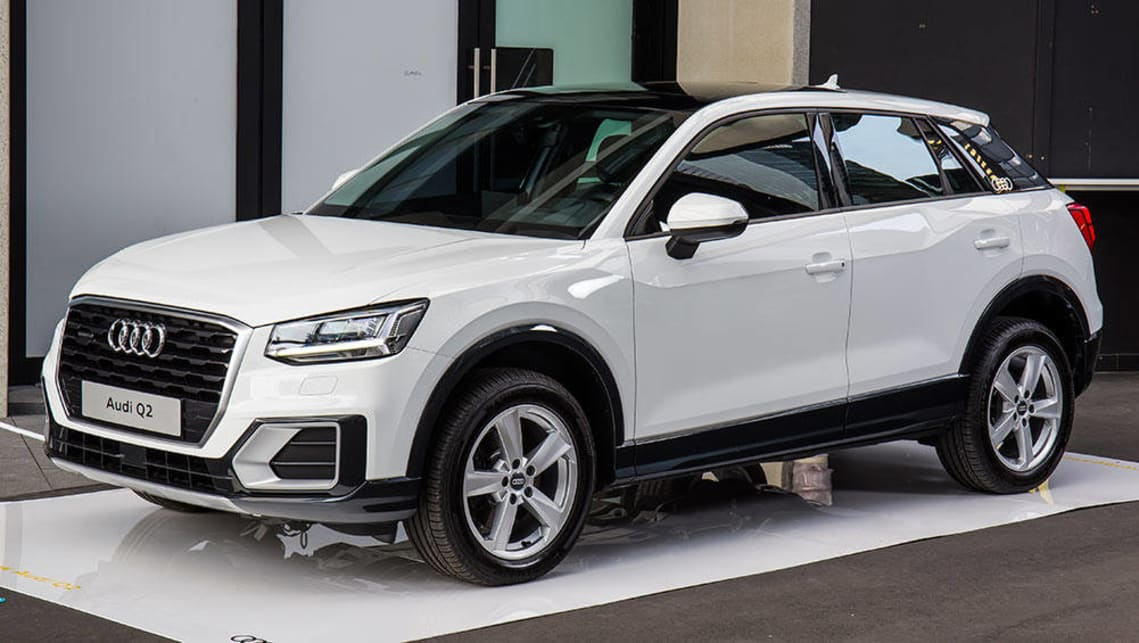 2017 Audi Q2 New Car Sales Price 45992