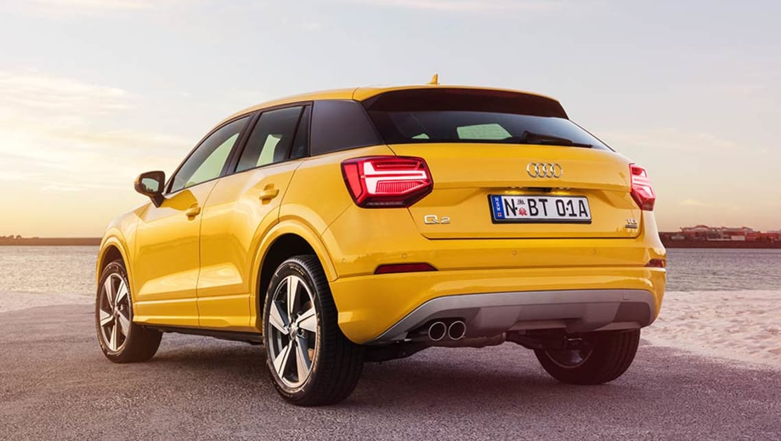 Audi Q2 2017 Review First Australian Drive Video Carsguide