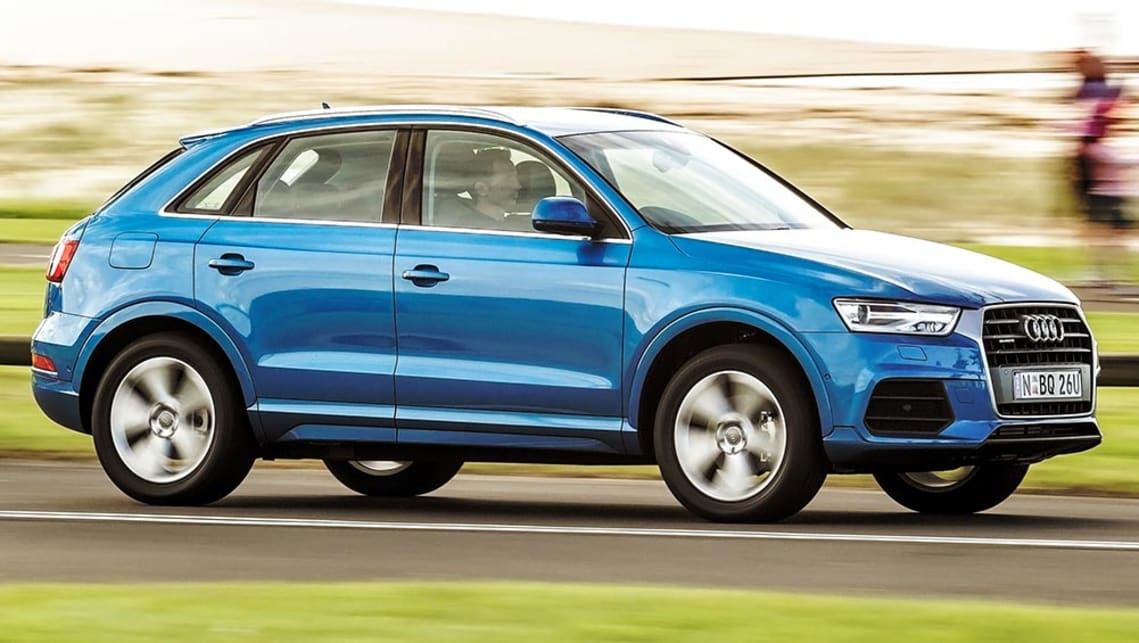 2016 Audi Q3 2 0 Tfsi Sport Review Road Test Carsguide