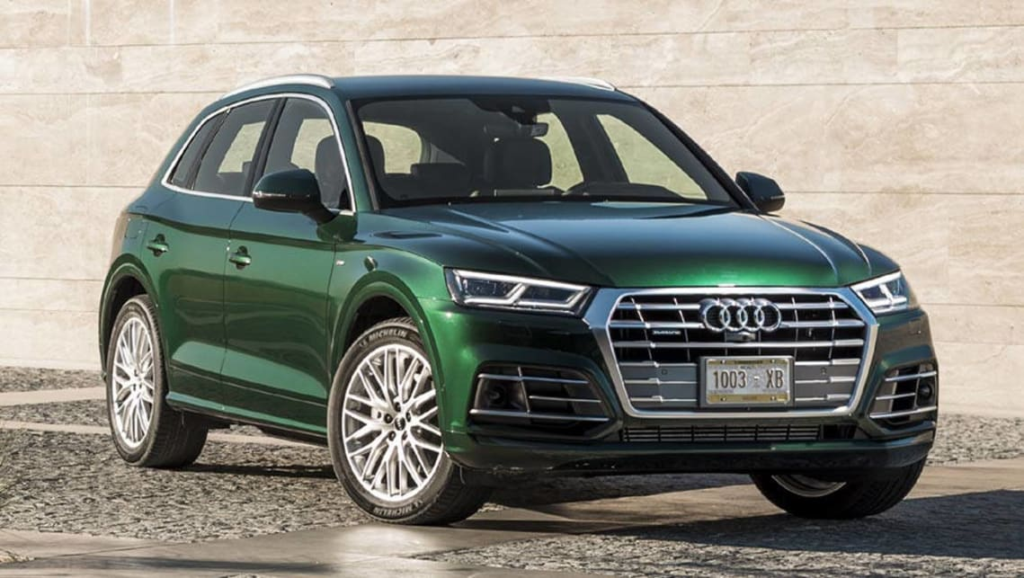 Audi Q5 2017 Review First Drive Carsguide