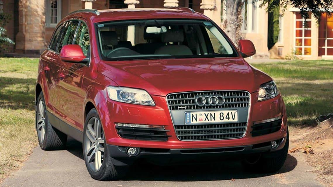 Used Audi Q Review CarsGuide - Audi q7 deals