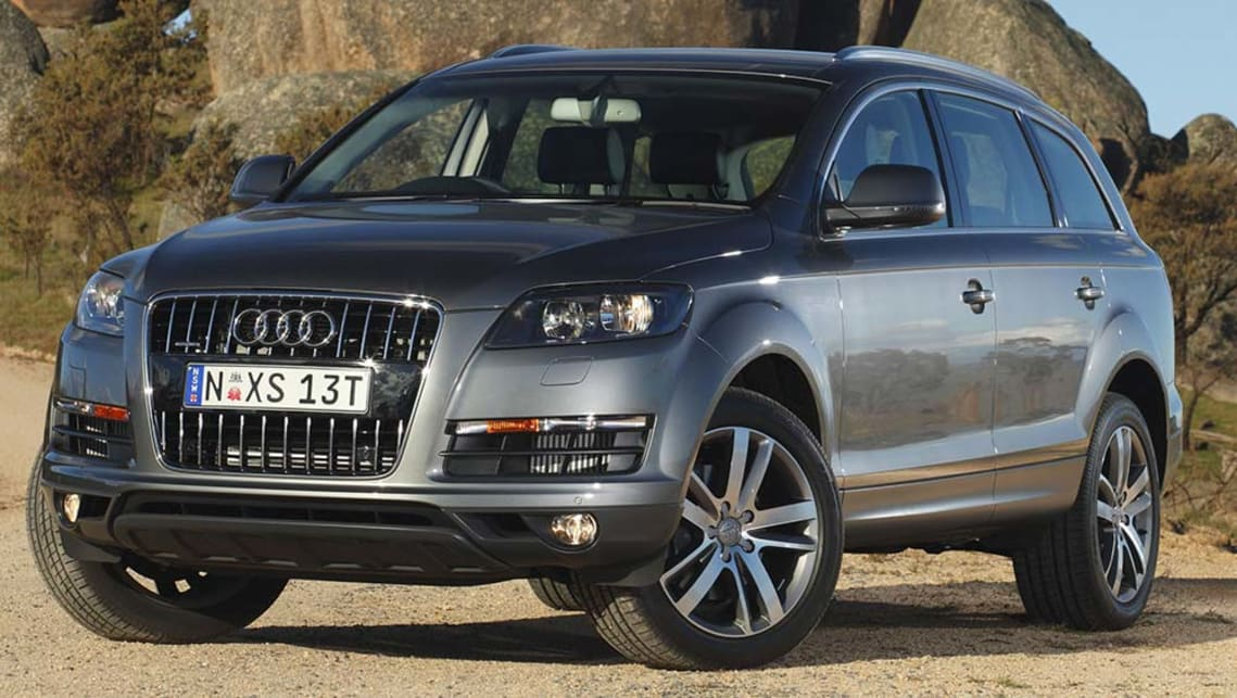 Used Audi Q Review CarsGuide - Audi q7 used