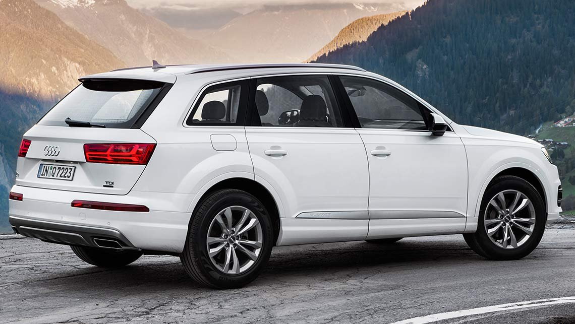 2015 audi q7 review first drive carsguide. Black Bedroom Furniture Sets. Home Design Ideas