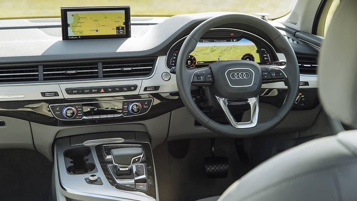 Audi Q7 Tdi 200 2016 Review Carsguide