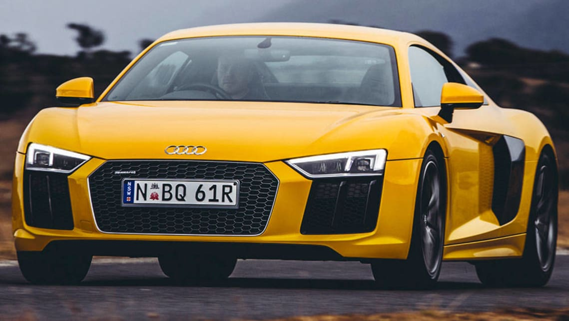 Audi R8 V10 And V10 Plus 2016 Review Carsguide