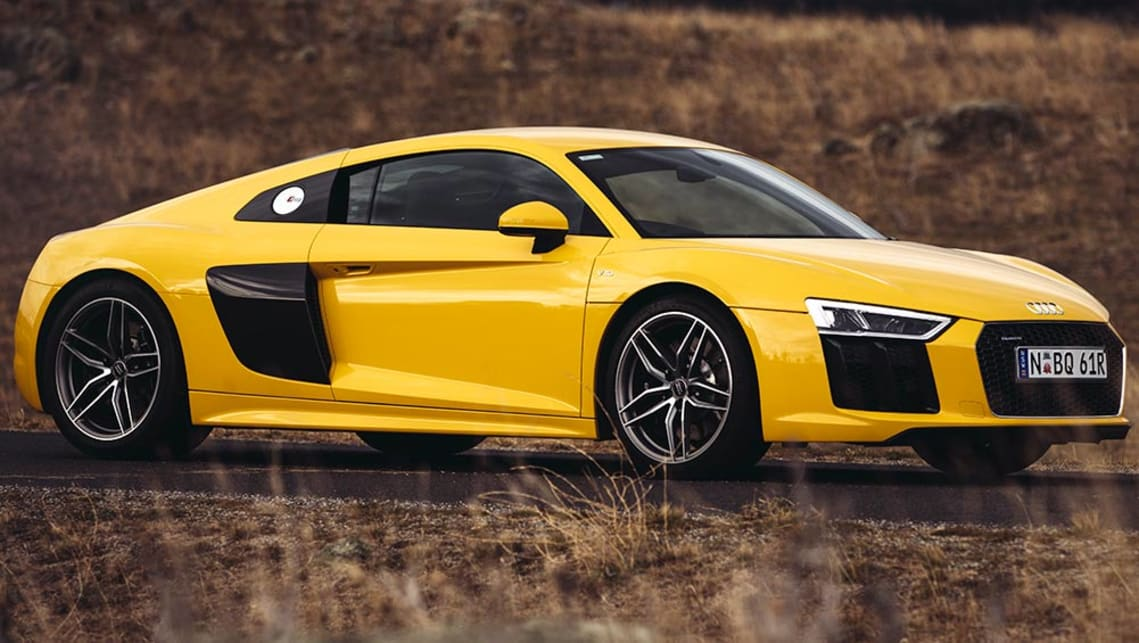 Audi R8 V10 and V10 Plus 2016 review | CarsGuide