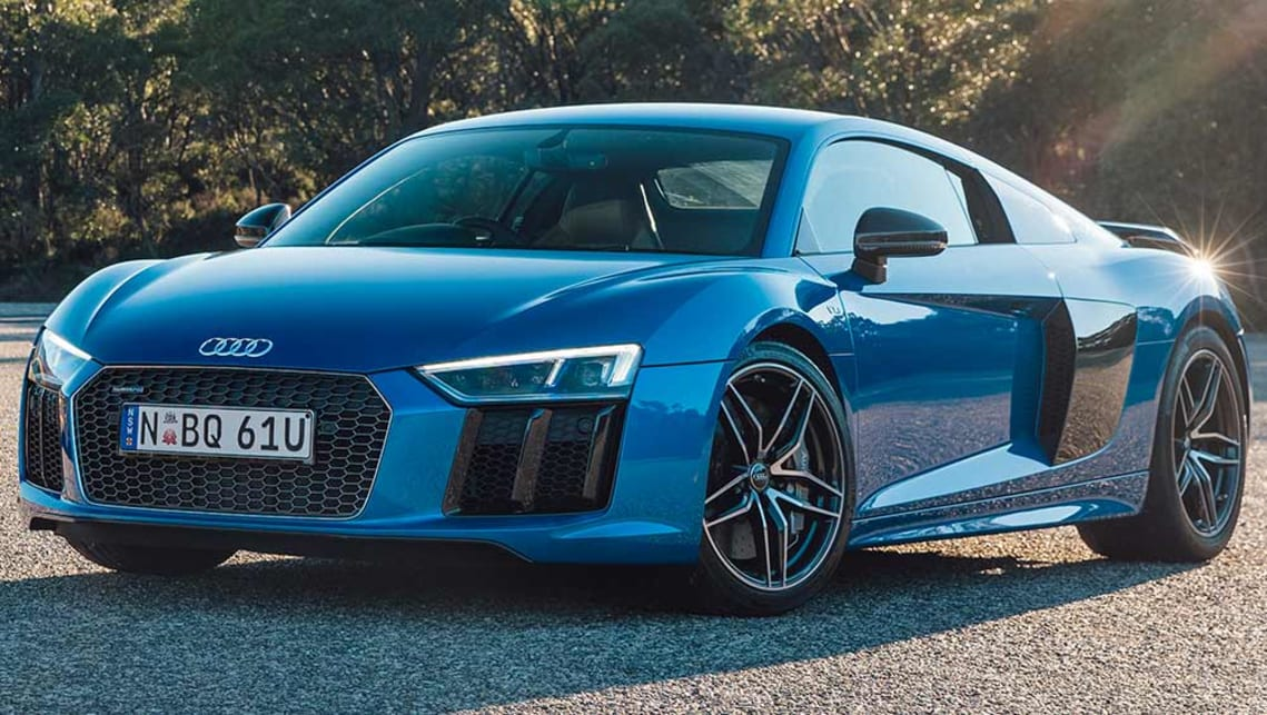 Audi R8 V10 Plus 2016 review | CarsGuide