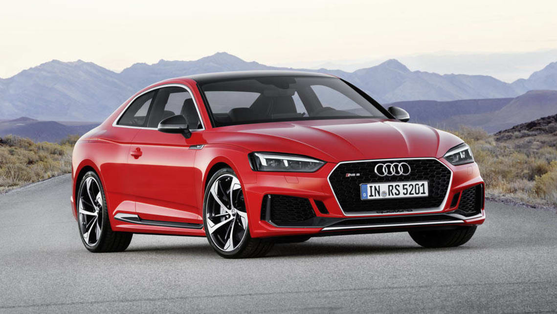 Audi RS Revealed With Torquey Twinturbo V Car News CarsGuide - Audi r5