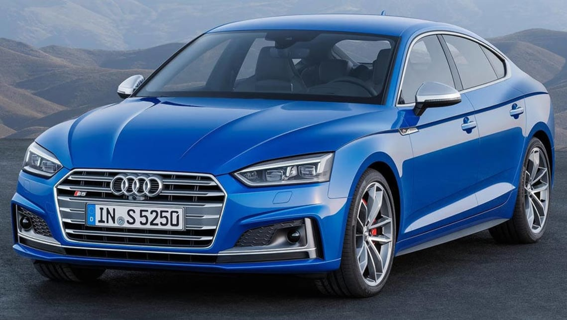 2018 audi a5 4 door.  audi 2017 audi a5 and s5 sportback revealed ahead of paris  video throughout 2018 audi a5 4 door