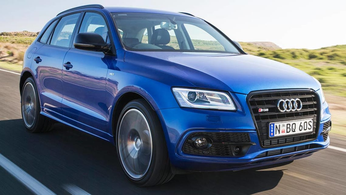 audi sq5 plus 2016 review carsguide. Black Bedroom Furniture Sets. Home Design Ideas