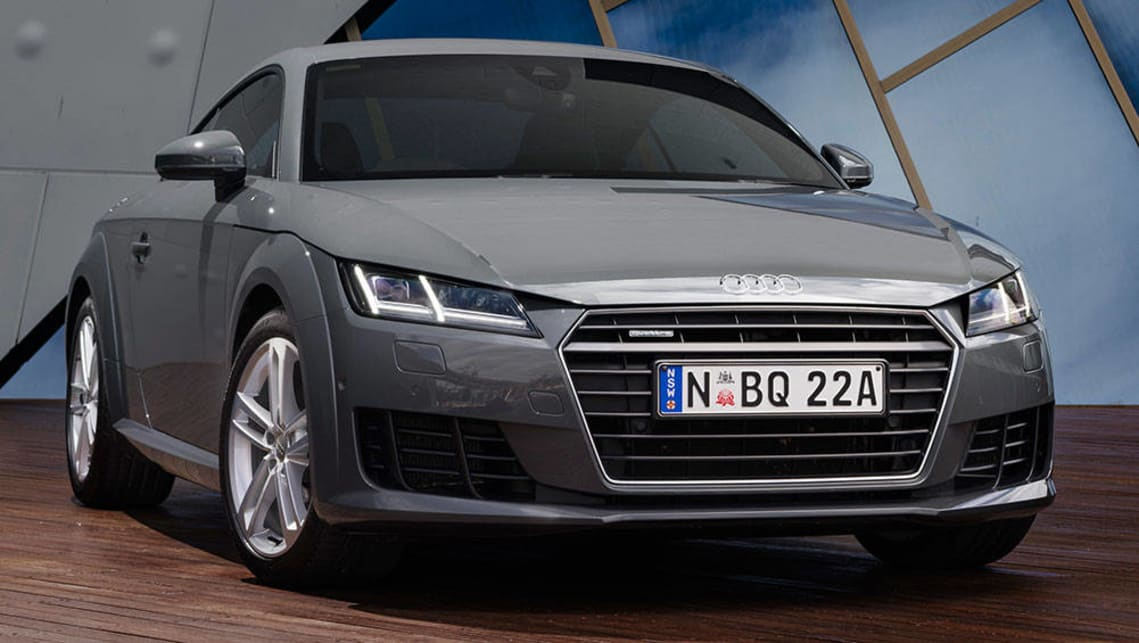audi tt sport 2015 review carsguide. Black Bedroom Furniture Sets. Home Design Ideas