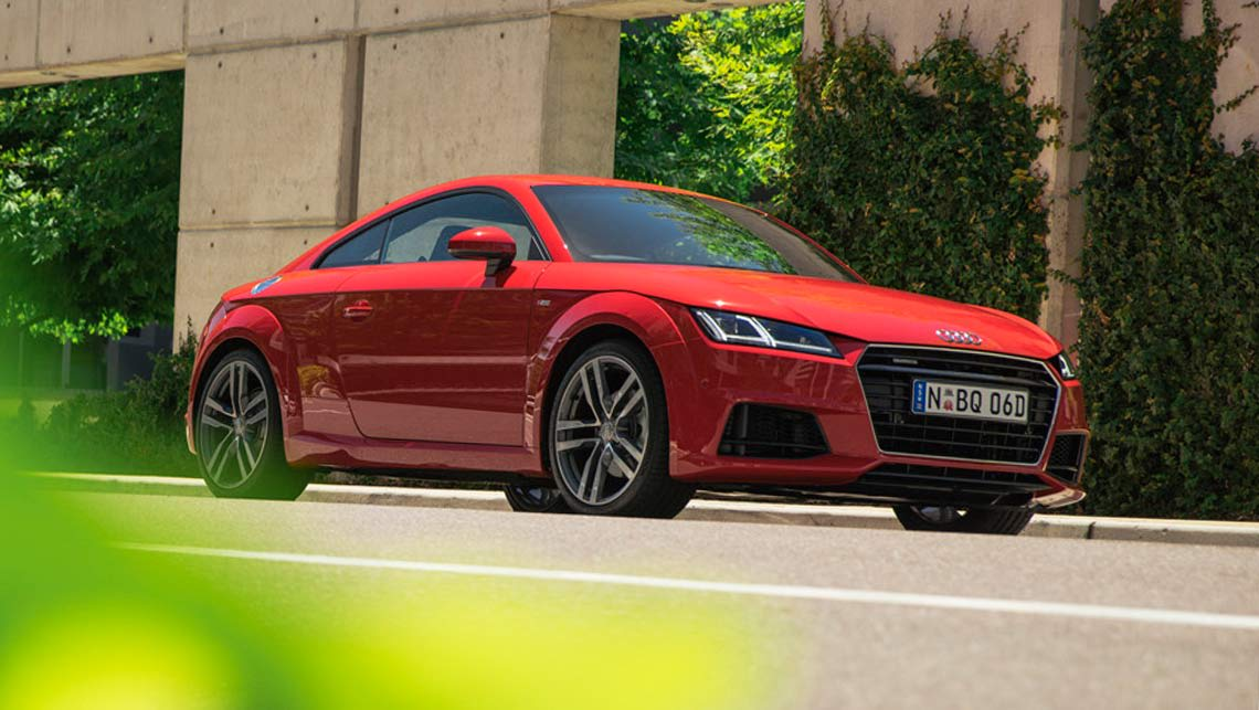 Audi TT Coupe 2015 review  CarsGuide
