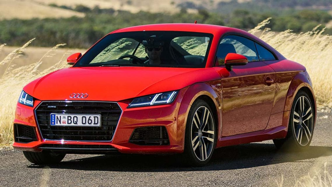 audi tt s line 2016 review carsguide. Black Bedroom Furniture Sets. Home Design Ideas