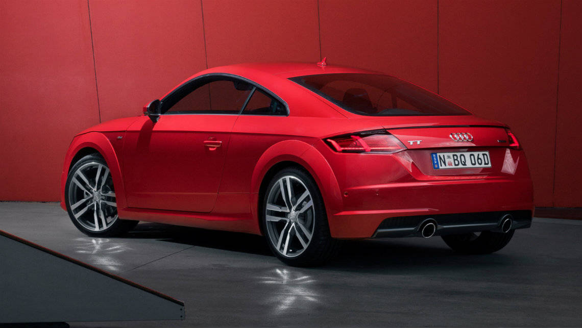 2015 audi tt coupe new car sales price car news carsguide. Black Bedroom Furniture Sets. Home Design Ideas