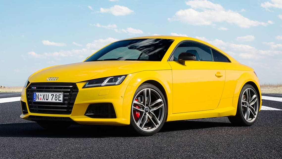 Audi Tts Coupe 2016 Review Carsguide