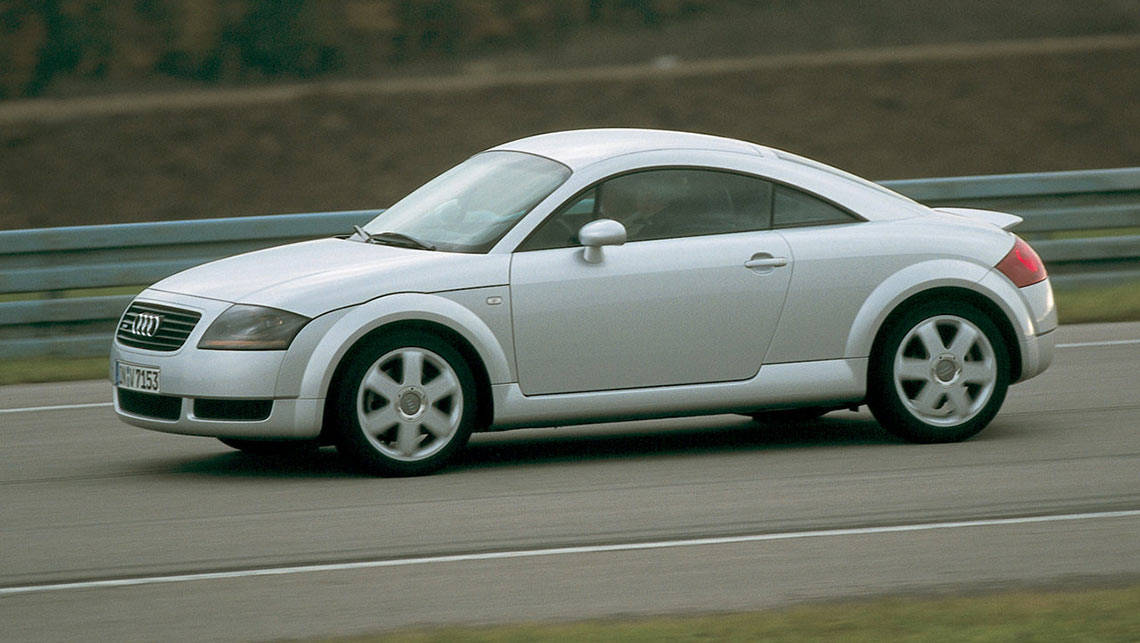 Used Audi Tt Coupe Review 1999 2003 Carsguide